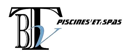 Btv piscines et spas Logo