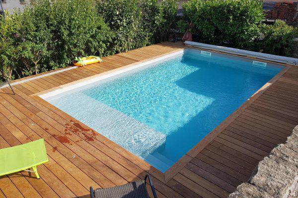 Aménagement de piscine loire