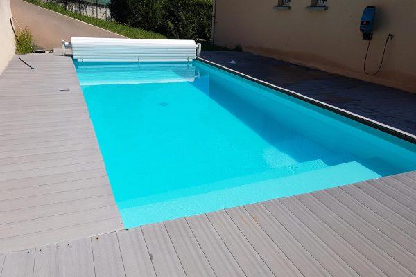 piscine sur terrasse haute loire